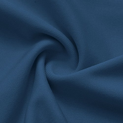out Magliette Spalle Scollo Casual Top Estive Cut Navy Camicetta Donna Shirt Hougood Manica Flowy Scoperte V Corta Arruffata T a Camicia Blu Maglia Swing Tee O8dwnw6zx