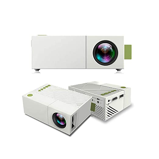 Fohee Proyector, Mini Proyector LED móvil, Proyector de ...