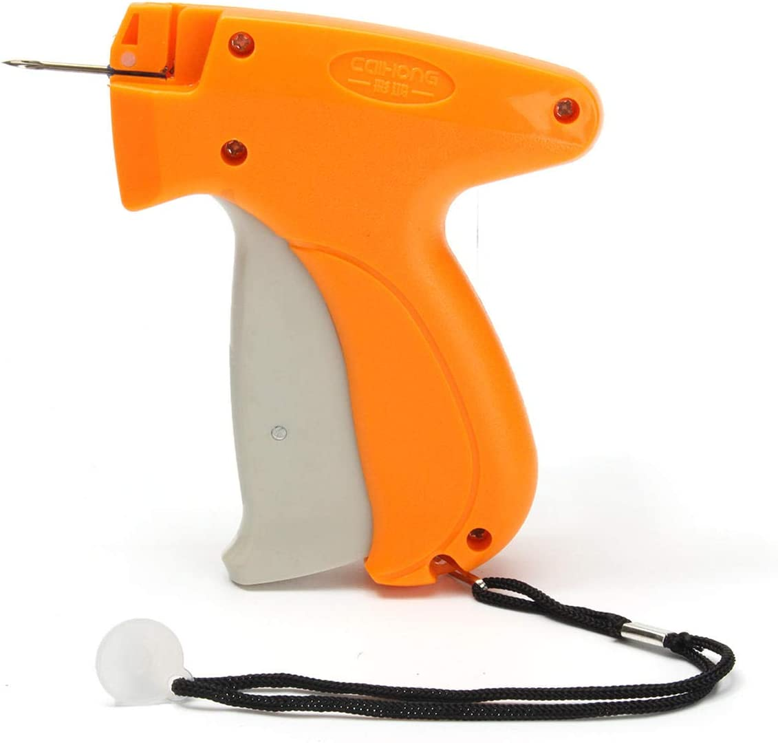 Garment CLOTHING PRICE LABEL TAGGING TAG TAGGER GUN WITH 5000 BARBS 5 Needle