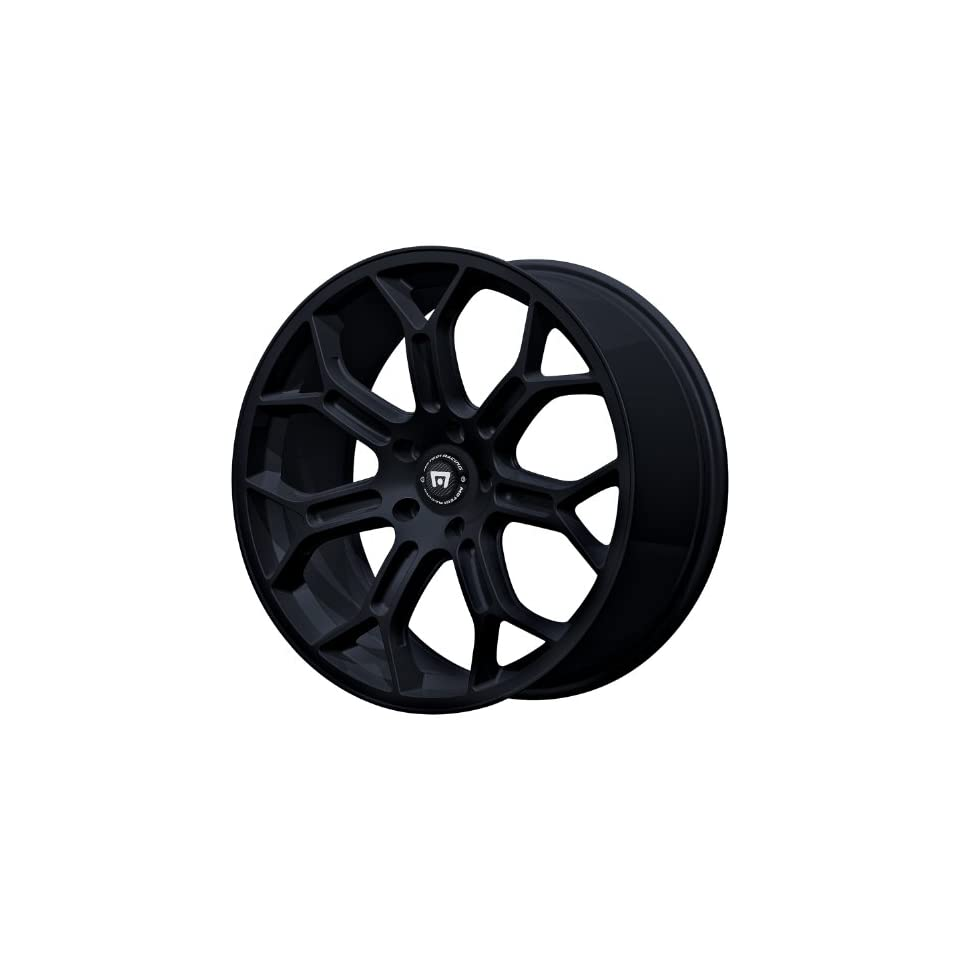 Motegi MR120 20x9 Black Wheel / Rim 5x120 with a 38mm Offset and a 74.10 Hub Bore. Partnumber MR12029052738 Automotive