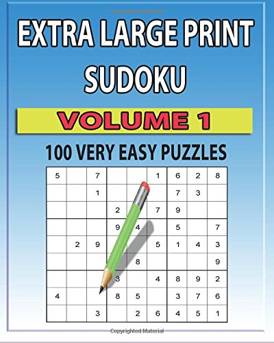 picture regarding Printable Sudoku 6 Per Page named A lot more Superior Print Sudoku: 100 Unbelievably Simple Puzzles (100 A lot more