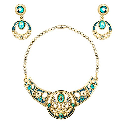 Disney Store Princess Jasmine Costume Jewelry Set