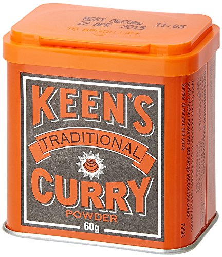 Keen's Traditional Curry Powder 60g. - Curry Powder Rice