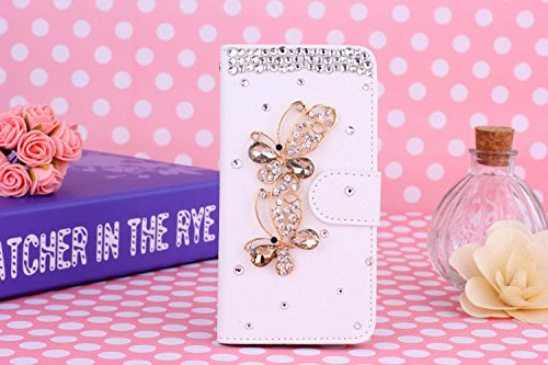 huawei-ascend-y300-case-inenk-pu-leather-purse-case-w-card-id-holder-white-luxury-3d-fashion-handmad