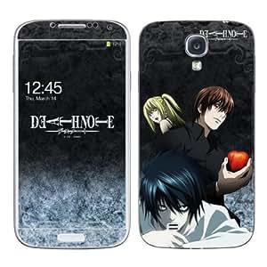 Diabloskinz B0098-0062-0026 - Vinilo adhesivo para Samsung Galaxy S4, diseño de Death Note