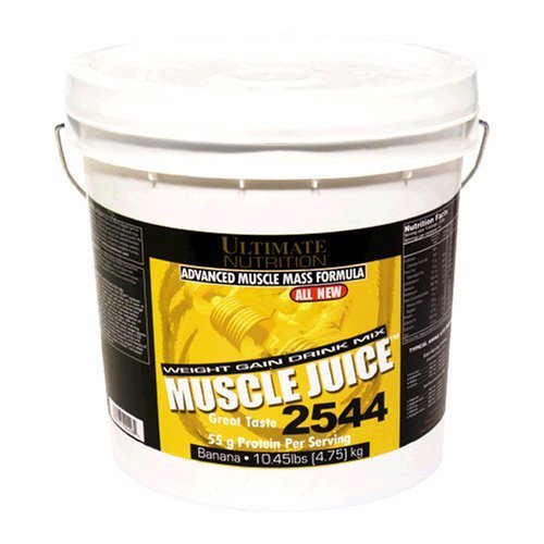Ultimate Nutrition Muscle Juice 2544 Weight Gain Drink Mix, Banana by Ultimate Nutrition