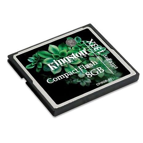Kingston Elite Pro - Tarjeta Compact Flash (CF) 16 GB 133x