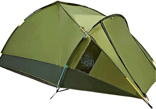 Tienda De Campaña Tienda Exterior para 3-4 Personas, Equipo De Campamento De Gran Tamaño, Resistente A La Lluvia, Al Aire Libre, Carpa Grande: Amazon.es: Hogar