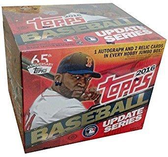 Topps Update Baseball Jumbo Packs