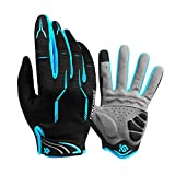 Full Finger Bike Gloves Unisex Outdoor Touch Screen Cycling Gloves Road Mountain Bike Bicycle Gloves