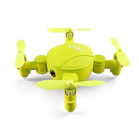 Wapipey Mini Pocket Drone WiFi FPV 720 P Modo de Altitud de la ...