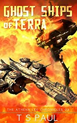 Ghost Ships of Terra (Athena Lee Chronicles Book 3)