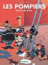 Les Pompiers, tome 7 : Graine de héros par Cazenove