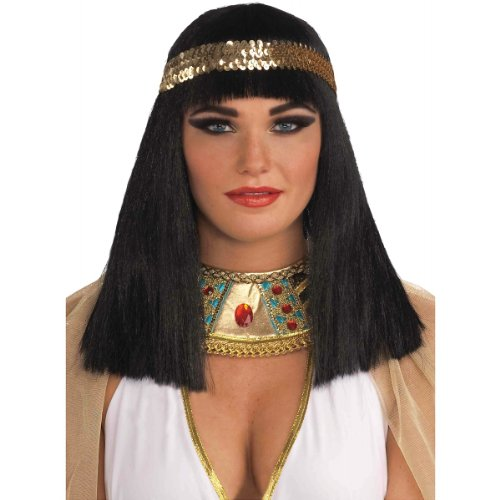 Forum Novelties Cleopatra Wig with Headband ()