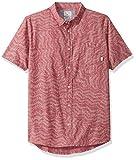 Quiksilver Men's Golden Wattle Short Sleeve Woven Top