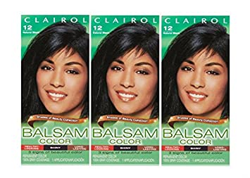 Clairol Balsam Hair Color 611b Medium Bronze Brown 1 Kit (Pack of 3)