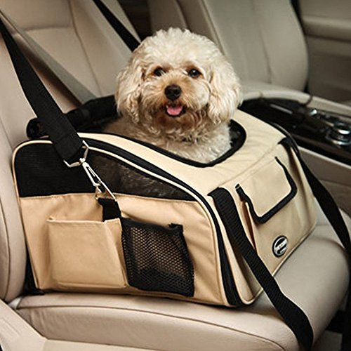 Dog Bike Bag Carrier - 8