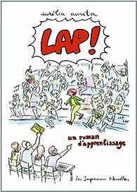 Lap ! un roman d'apprentissage par Aurélia Aurita