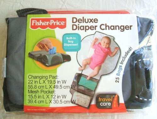 Fisher Price Deluxe Diaper Changer