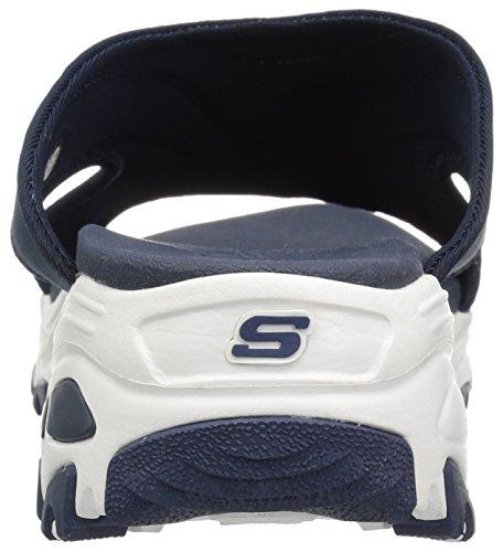 Skechers Donna Dlites-retro Vibe Sandalo Slide Sandalo
