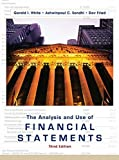 img - for The Analysis and Use of Financial Statements by Gerald I. White (2002-12-30) book / textbook / text book