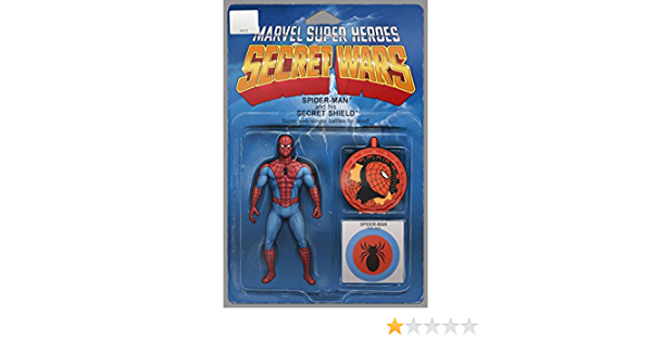 Amazing Spider-Man Renew Your Vows #1 Christopher Action Figure Variant Marvel