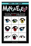 How to draw Manga eyes!! How to Draw- How to Place