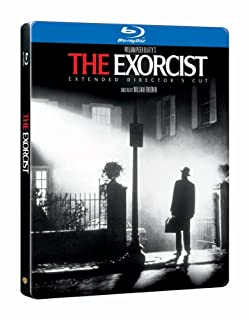 The Exorcist - Extended Director's Cut (Limited Edition SteelBook) [Blu-ray] (Bilingual) (B005IVT214) | Amazon price tracker / tracking, Amazon price history charts, Amazon price watches, Amazon price drop alerts