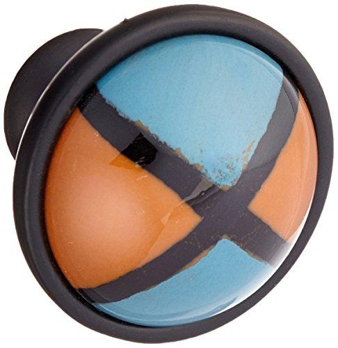 BRAINERD/LIBERTY HDW 100775 1.38-Inch Ceramic Insert Knob