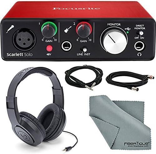 Focusrite_Solo_Kits: Amazon.es: Electrónica