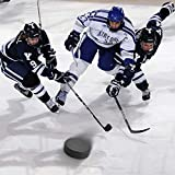 Overmont Ice Hockey Pucks, 12 Pack Practice