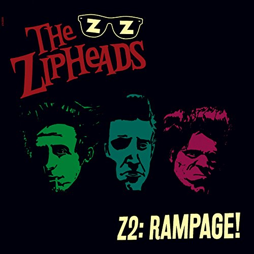 The Zipheads - Z2 Rampage - CD - FLAC - 2016 - NBFLAC Download