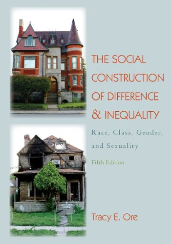 Social Construction Of Diff.+Inequality