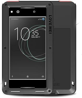 Funda para Sony Xperia XZ: Carcasa de Aluminio Resistente al Agua ...