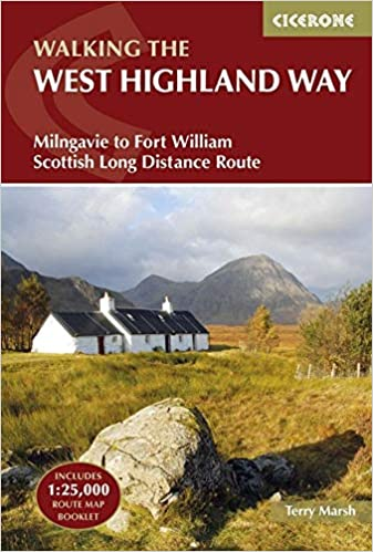 West Highland Way Guidebook (Cicerone)
