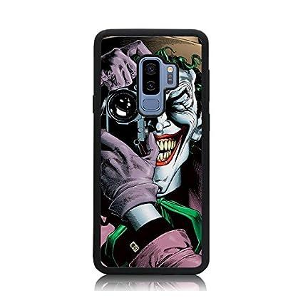 coque samsung s9 silicone joker
