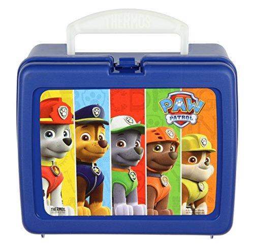 Paw Patrol Plastic Lunch Box