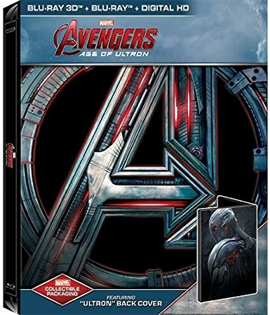Marvels Avengers: Age of Ultron - Vision [Blu-ray]: Amazon.es ...