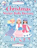 Christmas Sticker Dolly Dressing Book, Catriona Clarke and Leonie Pratt, 0794518273