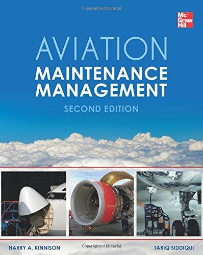 - Aviation Maintenance Management, Second Edition