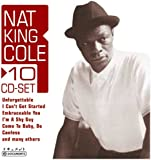 Nat King Cole 10 Cd Wallet Box