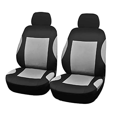 Amazon com: WYYINLI Universal Full Set Car Seat Covers Fabric