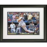 Derek Jeter 3000th Hit Facsimile Signature Framed 8x10 Photo