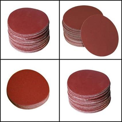 20000 RPM 126 Units Aluminum Oxide Non-Woven Finishing Disc 2 in Disc Dia