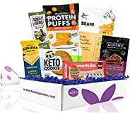 Bunny James Boxes - Keto Snack Subscription: 7 snacks