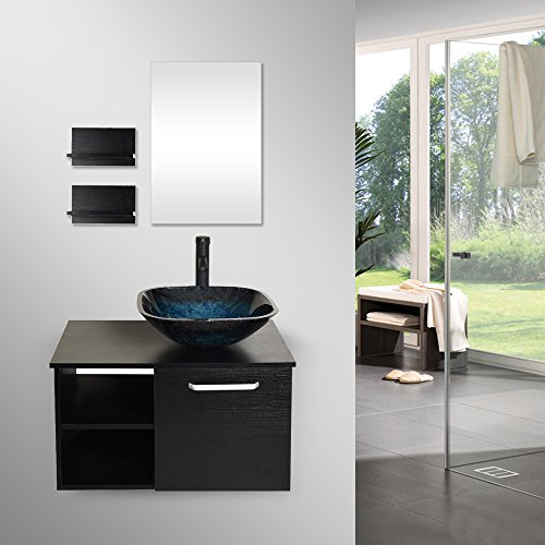 Elecwish Wall Mount Cabinet Classic Shelves At A Glance