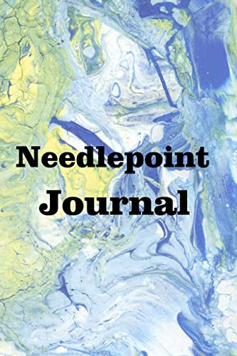 (Needlepoint Journal: Keep track of your needlepoint creations)