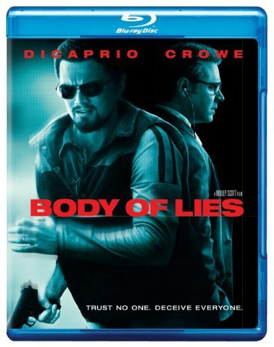 Body of Lies (Single-Disc Edition + BD Live) [Blu-ray] by Warner Home Video