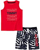Tommy Hilfiger Boys' 2 Pieces Tank top Shorts