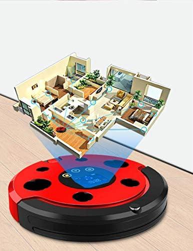 Aspirateur Ménager Robot De Balayage Téléphone Portable Contrôle Intelligent Balayage Absorb Stow Wipe Machine Tout-En-Un